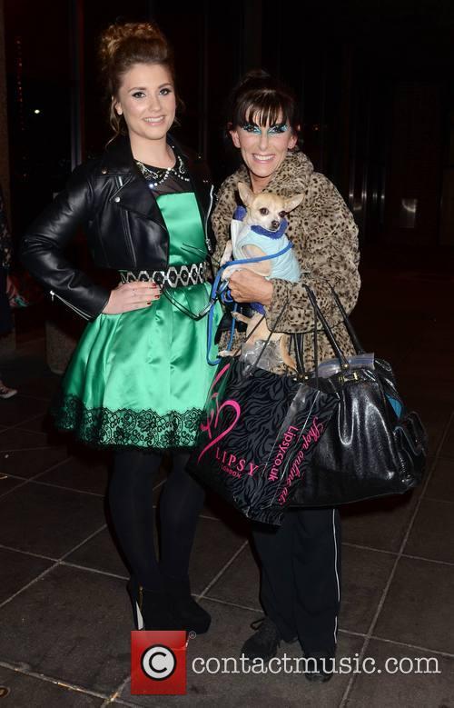 Ella Henderson and Linda Martin 7