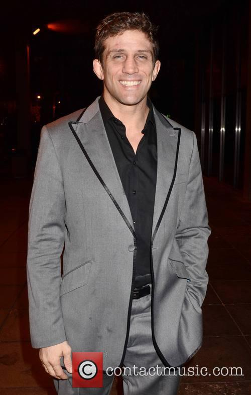 Alex Reid Attended The Saturday Night Show, RTE,...