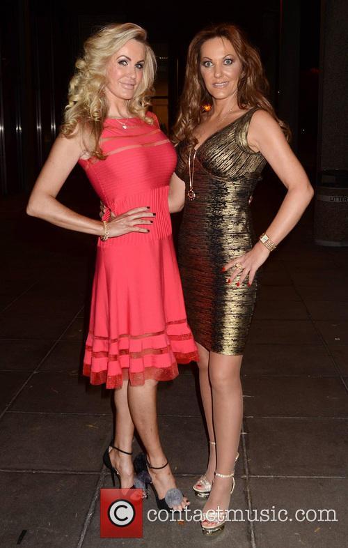 Lisa Murphy; Jo Jordan Celebrities leave the RTE...
