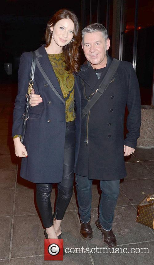 Caitriona Balfe; Michael Doyle Brian McFadden & wife...