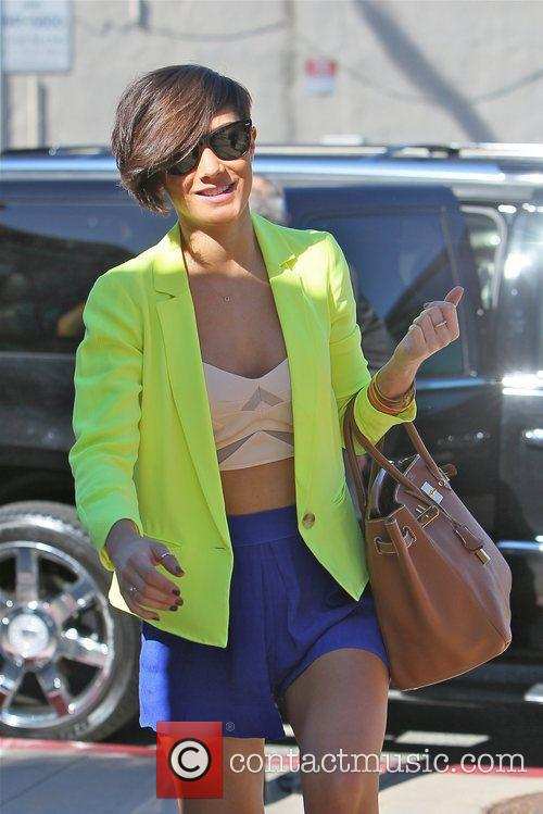 Frankie Sandford and The Saturdays 5
