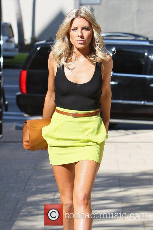 Mollie King and The Saturdays 2