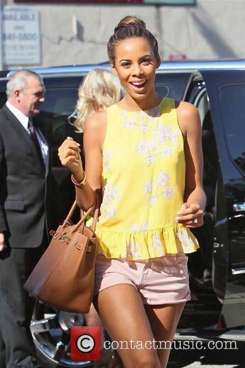Rochelle Wiseman and The Saturdays 5