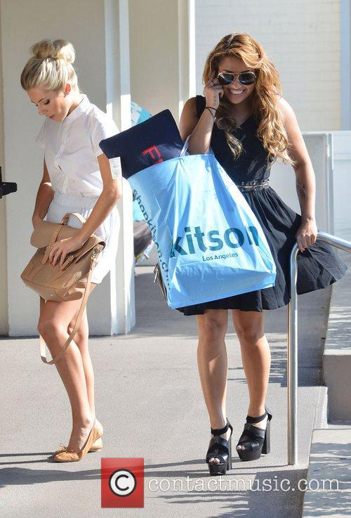 Mollie King and Vanessa White 5