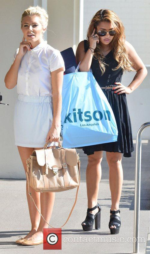 Mollie King and Vanessa White 11