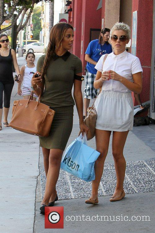 Rochelle Wiseman and Mollie King 3