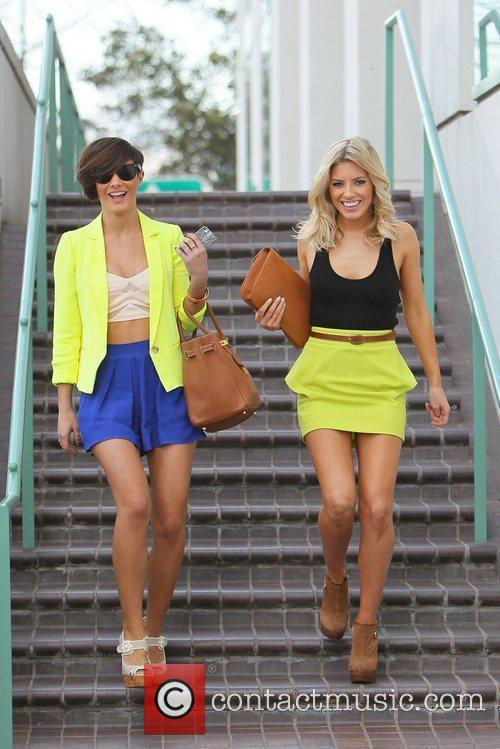 Frankie Sandford and Mollie King 6