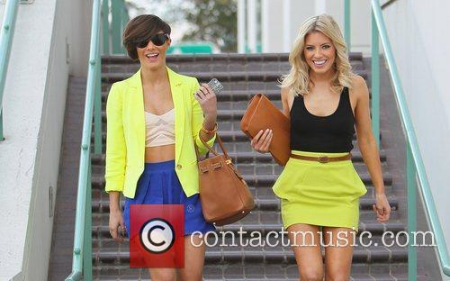 Frankie Sandford and Mollie King 7