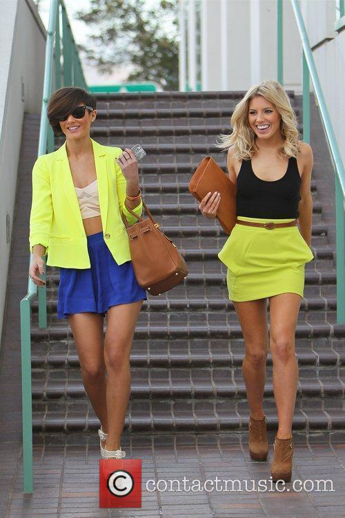 Frankie Sandford and Mollie King 8
