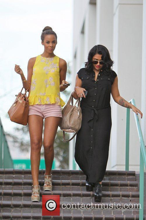 Rochelle Wiseman and Vanessa White 9