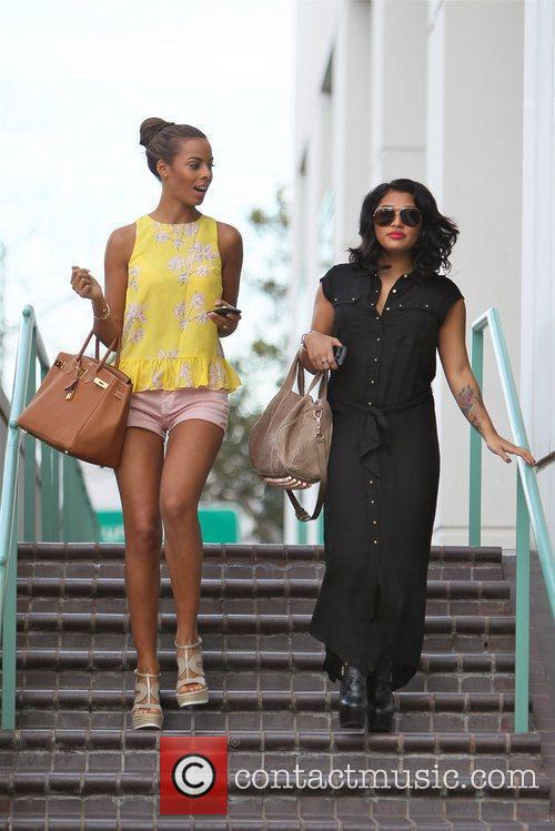 Rochelle Wiseman and Vanessa White 10
