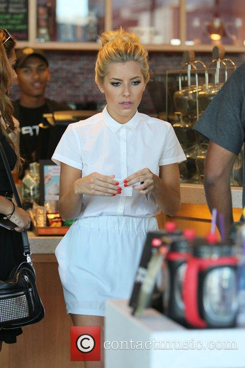 mollie king the saturdays go shopping on 4044114