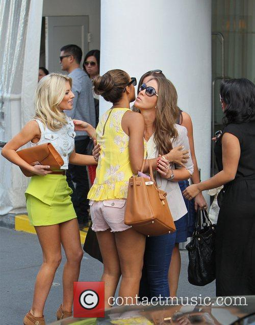 Mollie King and Rochelle Wiseman 5