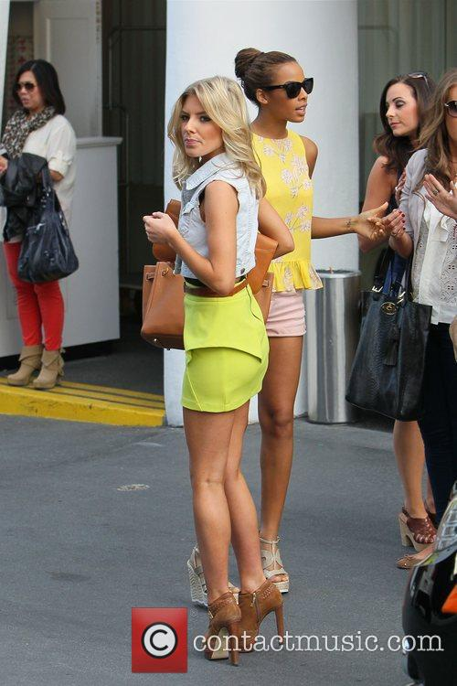 Mollie King and Rochelle Wiseman 6