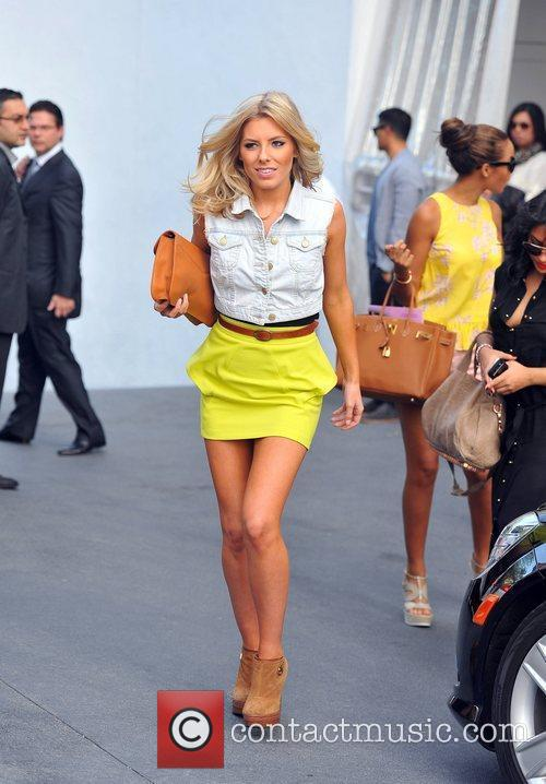 mollie king the saturdays leaving the mondrian 5796146
