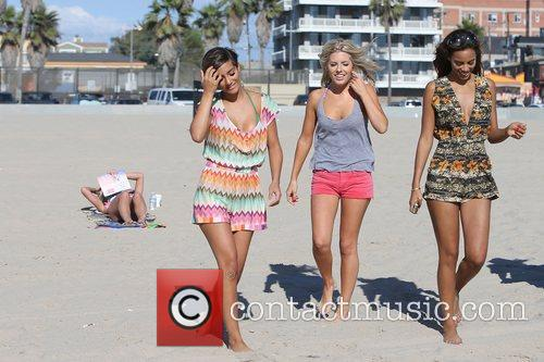 Frankie Sandford, Mollie King, Rochelle Humes, The Saturdays