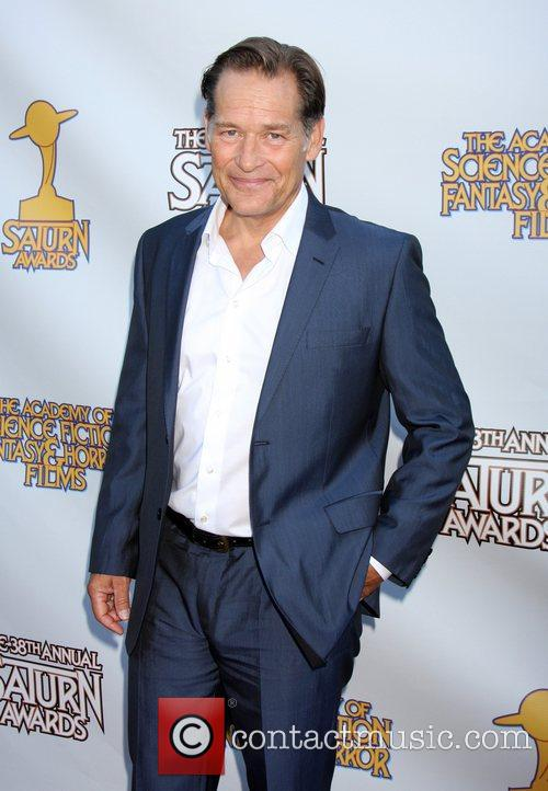 James Remar and Saturn Awards 3