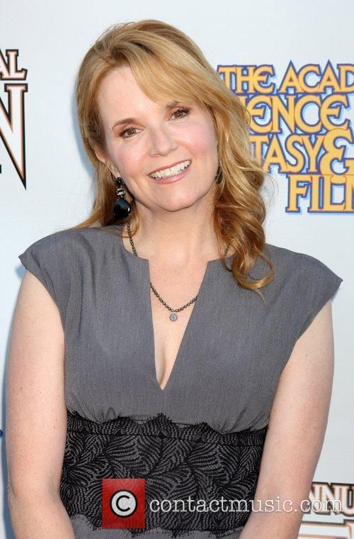 Lea Thompson and Saturn Awards 2