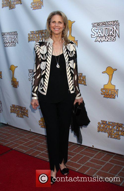 Lindsay Wagner and Saturn Awards 1