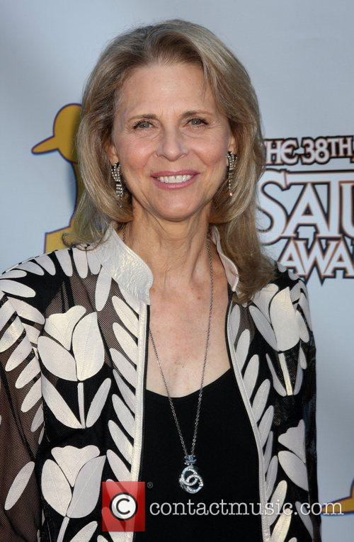 Lindsay Wagner and Saturn Awards 2