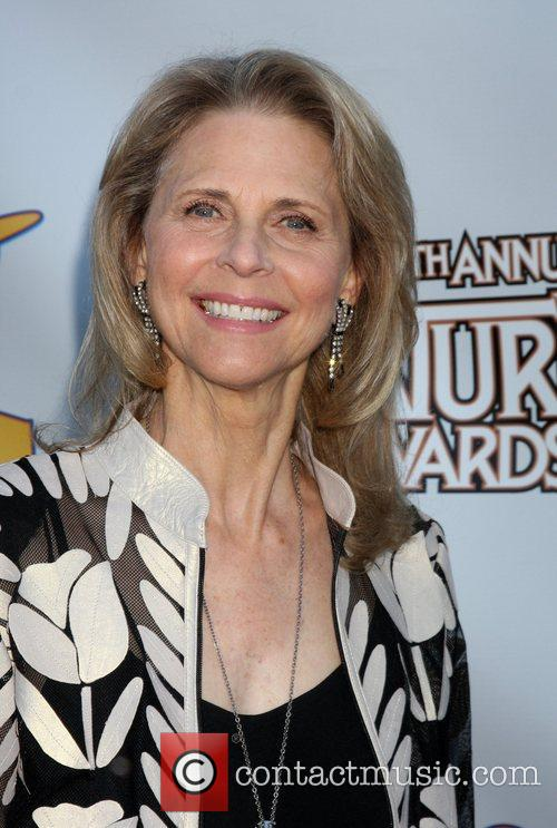 Lindsay Wagner and Saturn Awards 3