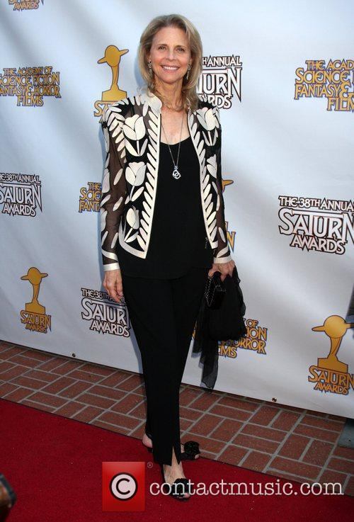Lindsay Wagner and Saturn Awards 4