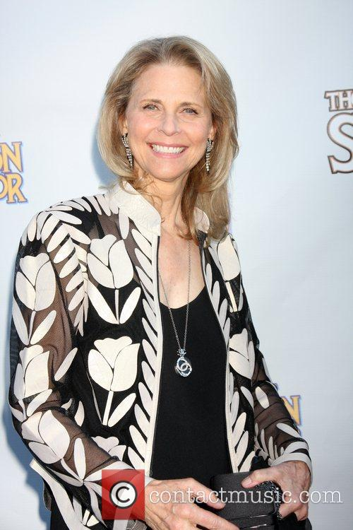 Lindsay Wagner and Saturn Awards 5