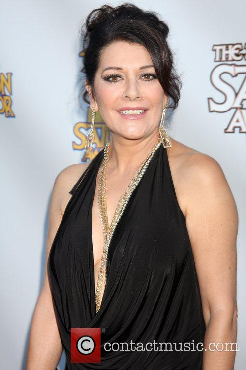 Marina Sirtis and Saturn Awards