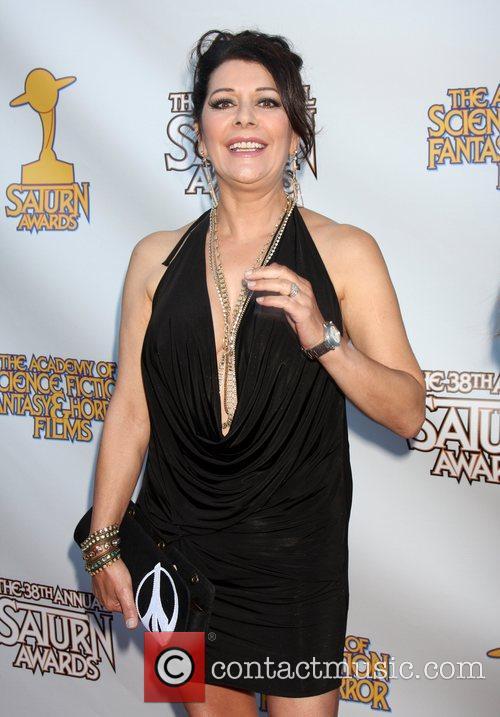 Marina Sirtis and Saturn Awards 3
