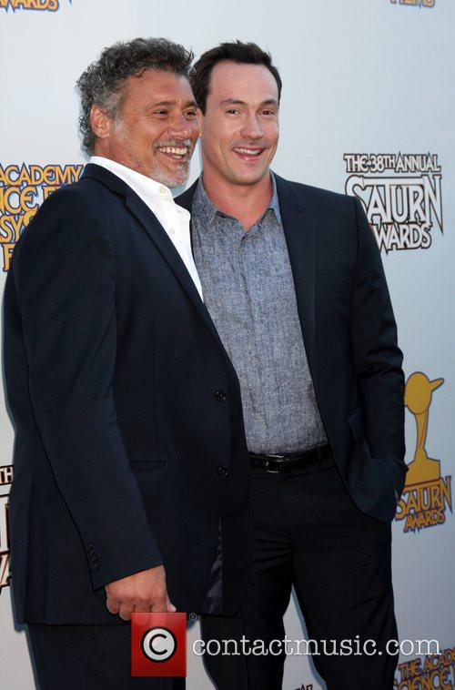 Steven Bauer, Chris Klein and Saturn Awards