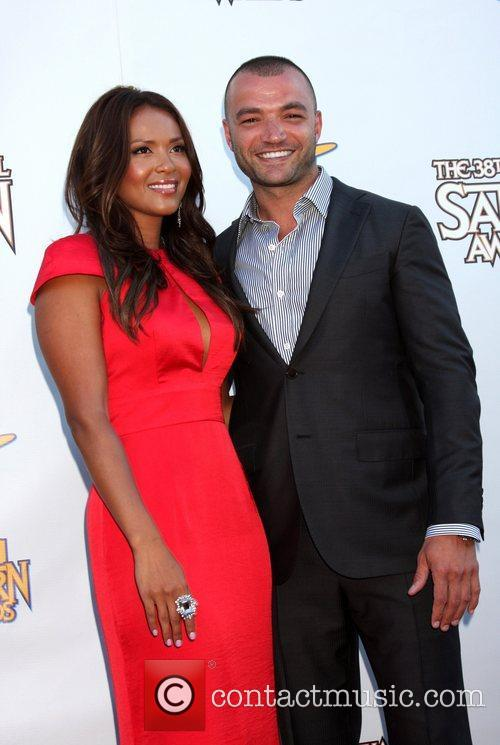 Lesley-ann Brandt and Saturn Awards