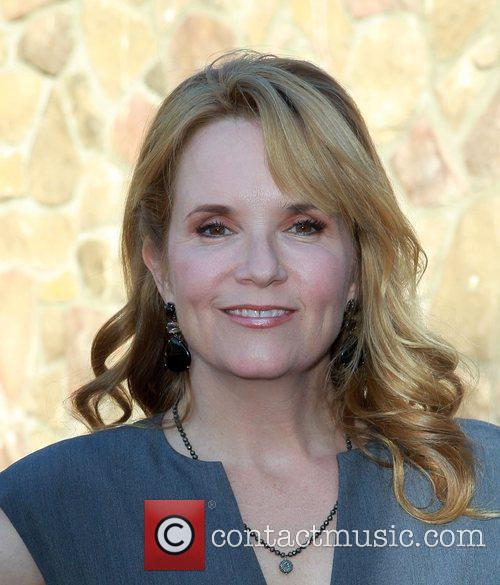 Lea Thompson and Saturn Awards 4