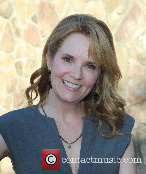 Lea Thompson and Saturn Awards 5
