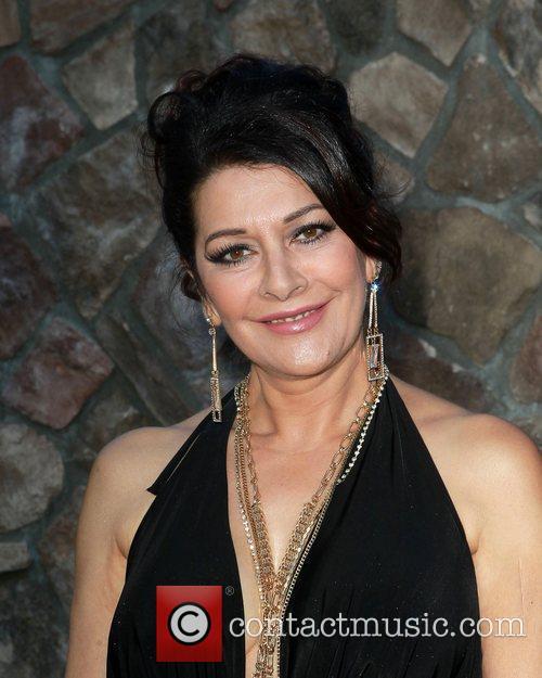 Marina Sirtis and Saturn Awards 5