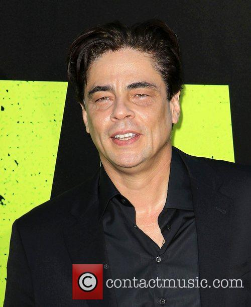 benicio del toro at the premiere of 3963433