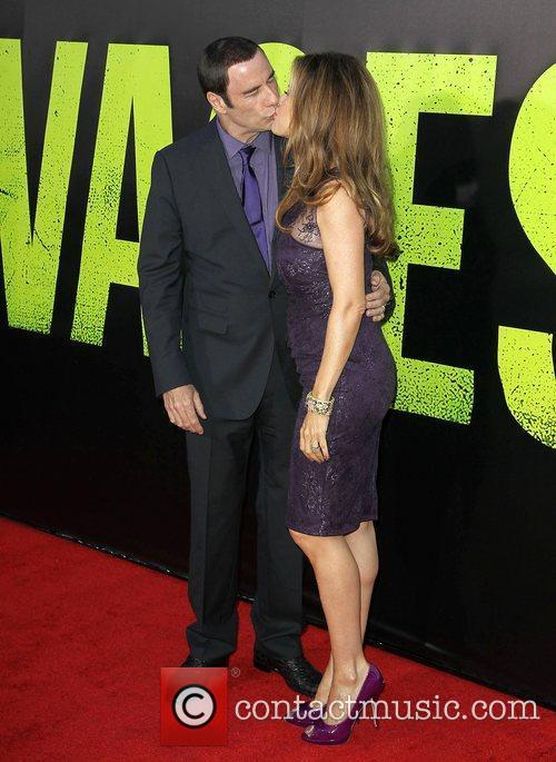 John Travolta and Kelly Preston 3