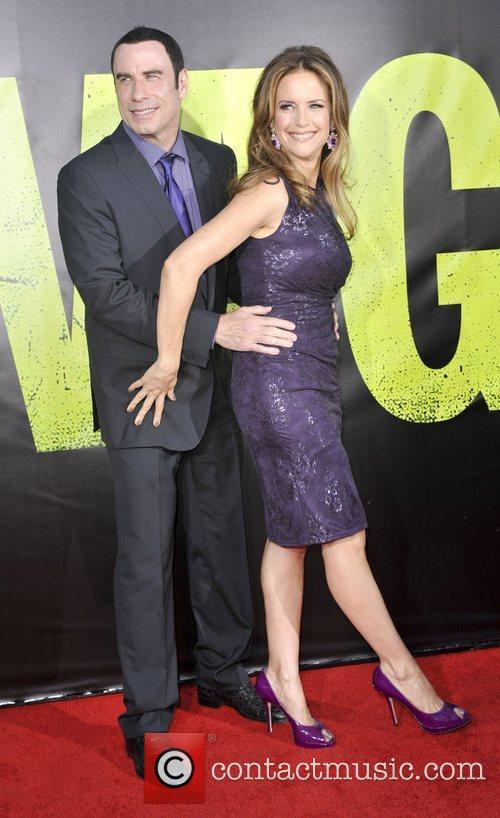 John Travolta and Kelly Preston 9