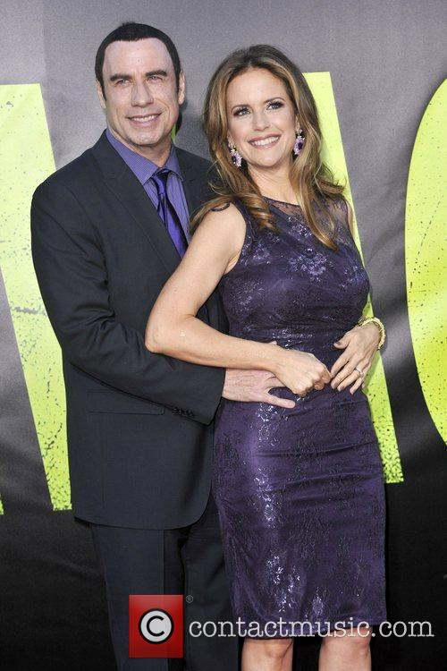 John Travolta and Kelly Preston 5