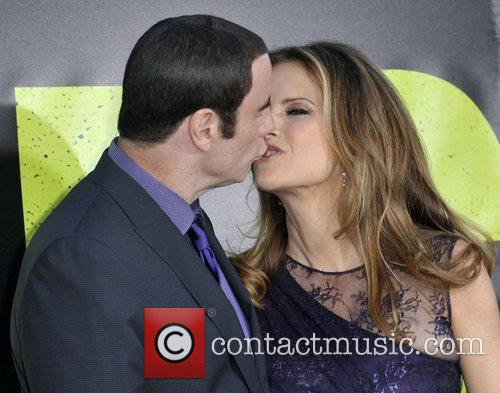 John Travolta and Kelly Preston 6