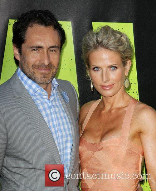 demian bichir lisset gutierrez the premiere of 3963719