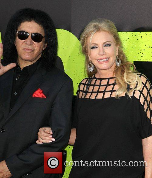 Gene Simmons and Shannon Tweed 7