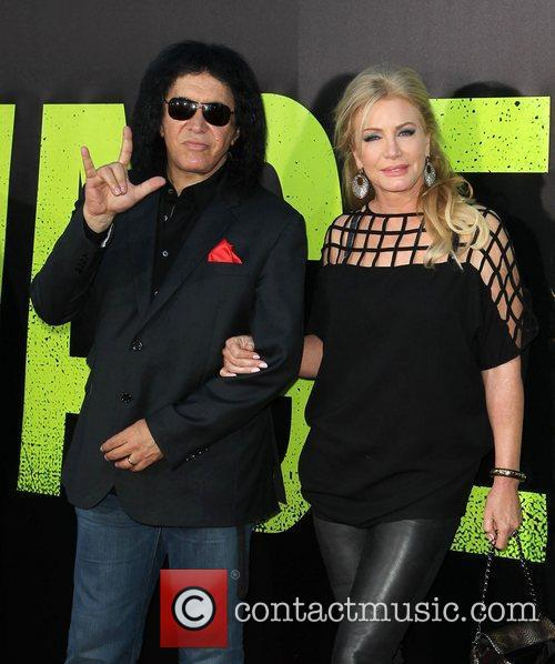 Gene Simmons and Shannon Tweed 8
