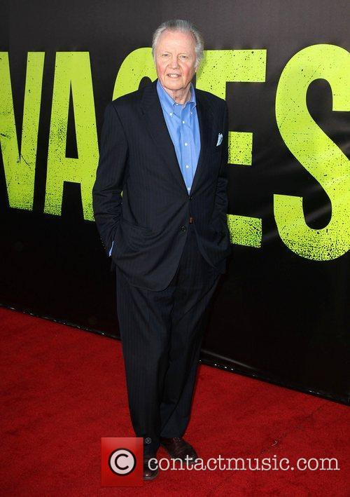 jon voight the premiere of savages at 3963729