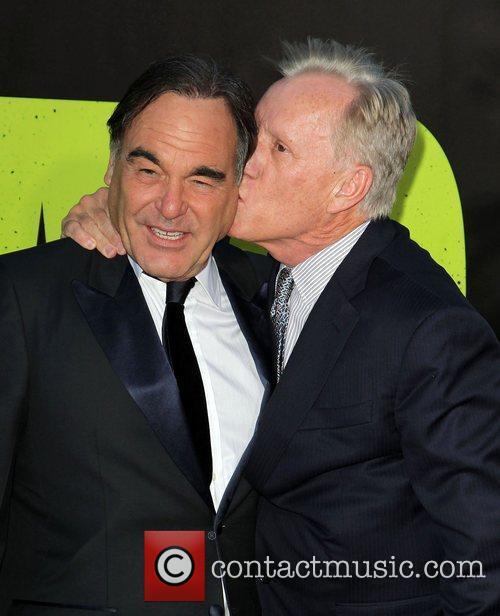 Oliver Stone and James Woods 3