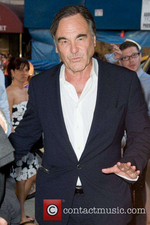 oliver stone new york premiere of savages 3967153