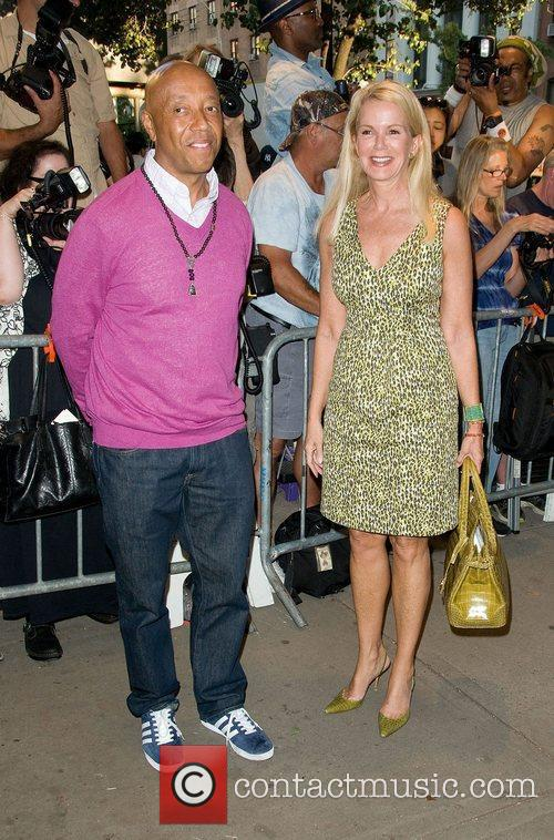 russel simmons and blaine trump new york 3967167