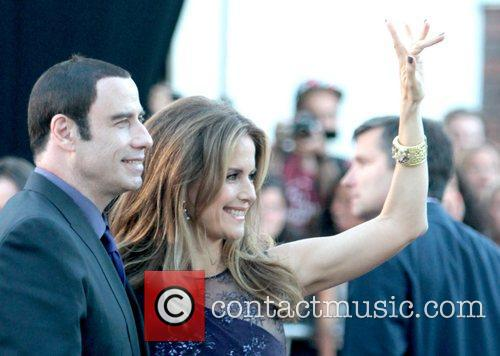 John Travolta and Kelly Preston 2