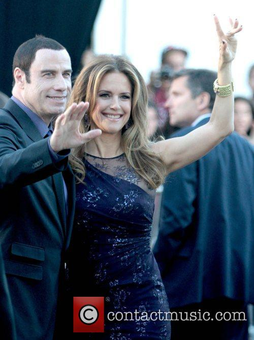 John Travolta and Kelly Preston 4