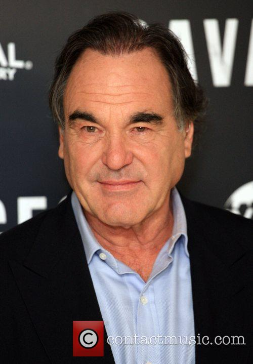 oliver stone savages photocall held at the 4088492