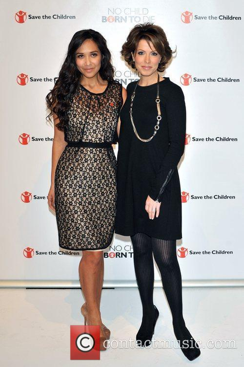 Myleene Klass and Natasha Kaplinsky 7